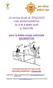 Coupe Badminton