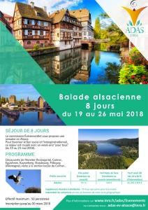 Alsace - Séjour
