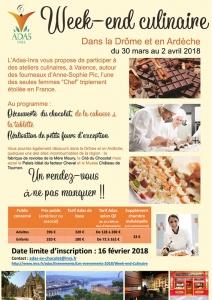 Week-end Culinaire