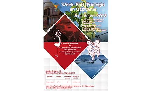 Week-end Oenologie