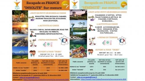 Escapade en France