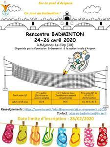 2020_Affiche_Badminton