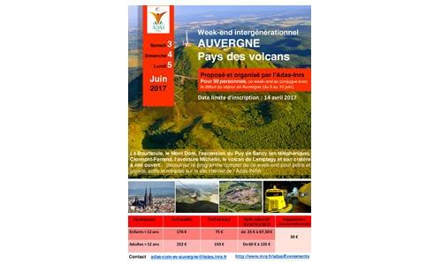 Auvergne - WE