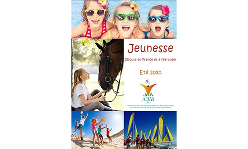 Catalogue jeunesse été 2020