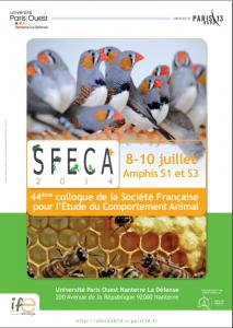 Colloque SFECA 2014