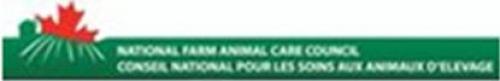 NFACC: Farm Animal Welfare Law in Canada -2013