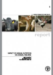 Impact of animal nutrition on animal welfare Expert Consultation