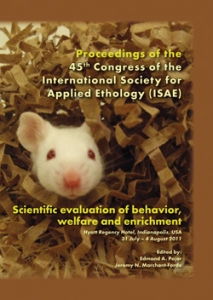 Proceedings of the 45th congress of the ISAE