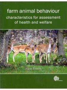 Farm animal behaviour characteristics for assessment of health and welfare