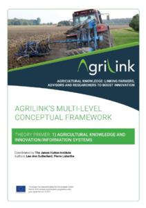 AgriLink conceptual framework. Theory Primers.1