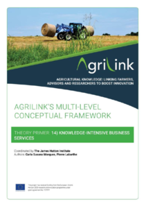 AgriLink conceptual framework. Theory Primers.14