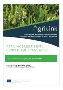 AgriLink conceptual framework. Theory Primers.23