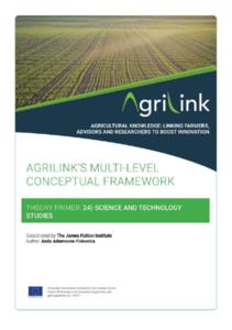 AgriLink conceptual framework. Theory Primers.24