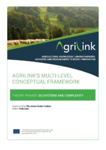 AgriLink conceptual framework. Theory Primers.26