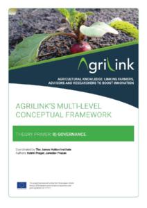 AgriLink conceptual framework. Theory Primers.8