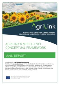 conceptual framework main report