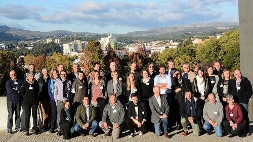 AgriLink2020 Consortium Meeting Villa Real