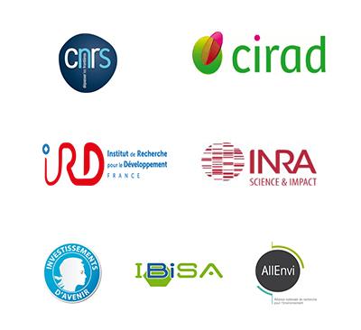 AgroBRC RARe @CNRS, CIRAD, IRD, INRA, Investissements d'Avenir, IBISA, AllEnvi