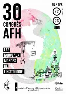 Le 30ème congrès de l'AFH les 22 et 23 juin 2017 à Oniris Nantes