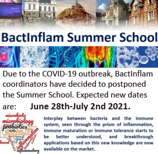BactInflam Summer School