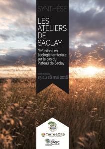 Atelier écologie territoriale - Mai 2016