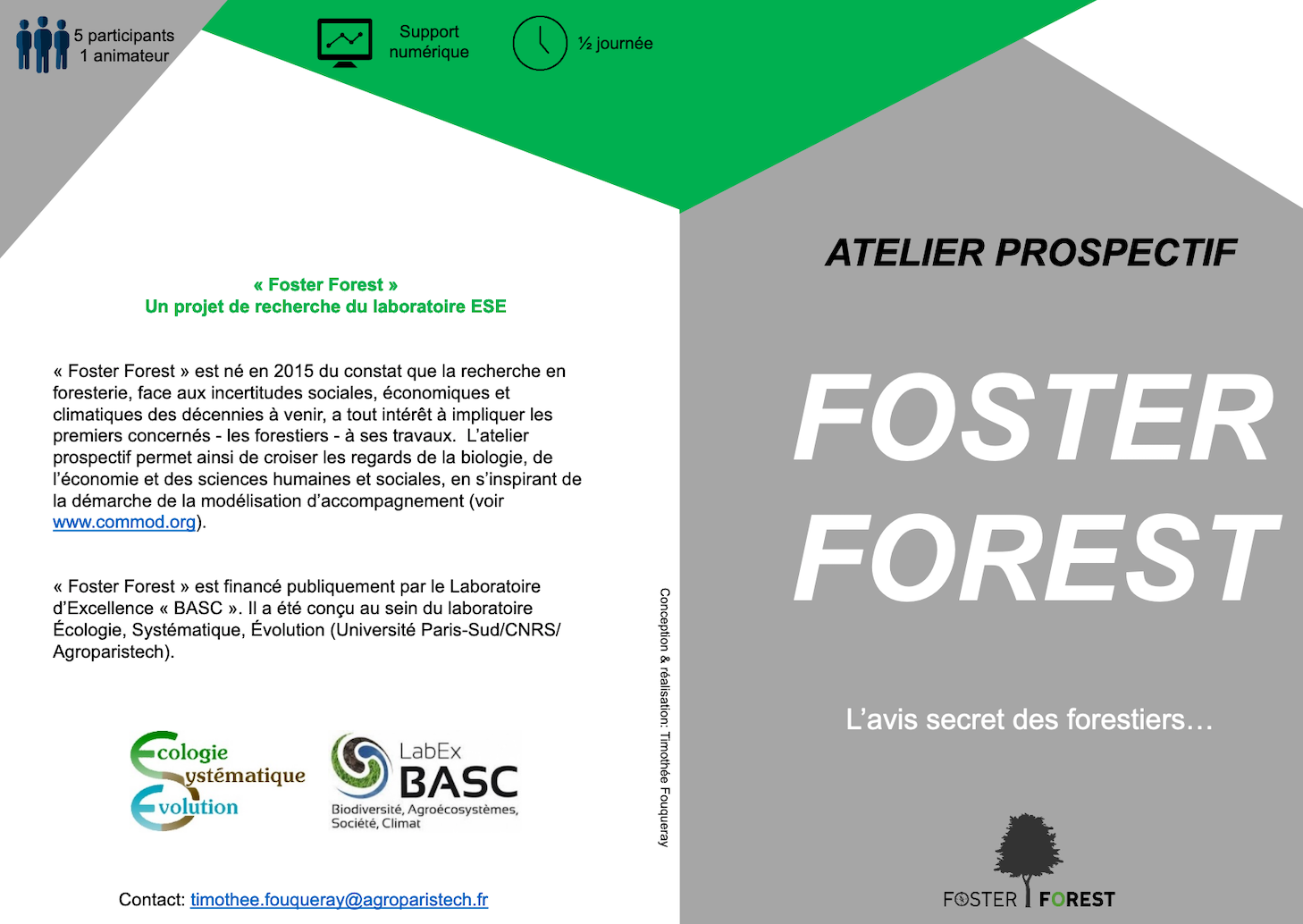 Foster Forest flyer part I