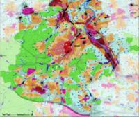 Une figure de la publi Note de recherche. Plaidoyer pour le développement d'une action climatique régionale : aménagement de l'espace, usage des so...