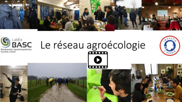 Cover vidéo Réseau Agroécologie