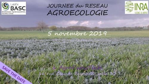agroecology day Nov 5th 2019