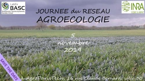 journée agroécologie 5 nov 2019