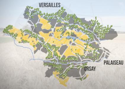 Projets financés sur le Plateau de Saclay