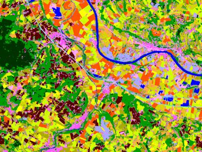Spatial et transition agro-écologique