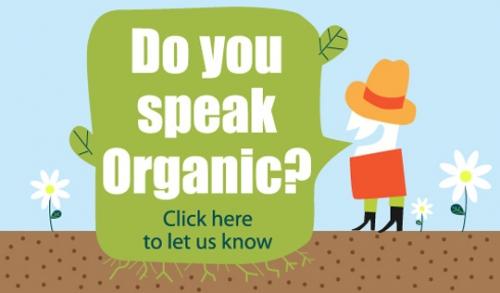 Organic-lingua