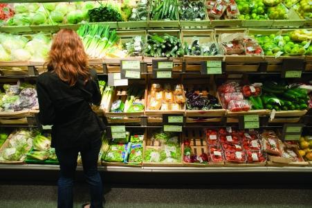 Supermarché bio