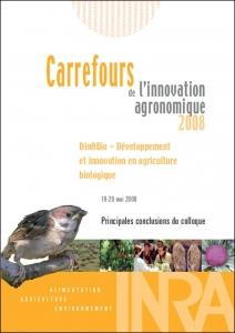 Actes DinABio 2008