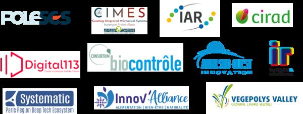 journée 12 octobre 2021 logos organisateurs