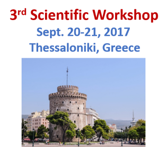 3rd Scientific Workshop (2017)
