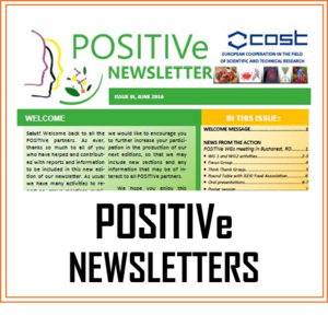 POSITIVe Newsletters