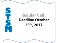 Deadline Oct 25 2017