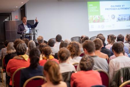 Journée de lancement du PPR Cultiver et protéger autrement le 5 juin 2019