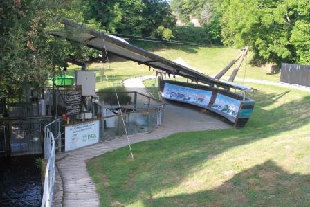 Scorff station piégage Moulin des princes
