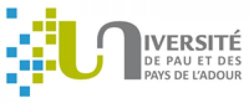Logo Université de Pau et des Pays de l'Adour