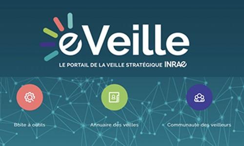 eVeille, le portail de la veille stratégique INRAE