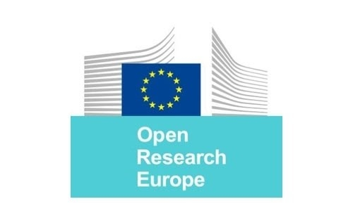 Logo Open Research Europe