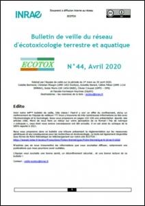 Bulletin 44 : Veille du 01/03/2020 au 30/04/2020