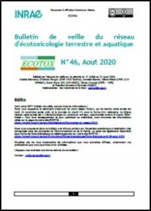 Bulletin 46 : Veille du 01/07/2020 au 31/08/2020