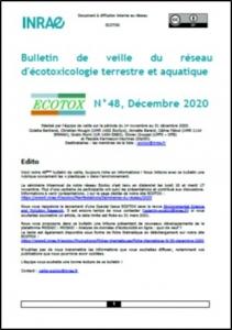 Bulletin 48 : Veille du 01/11/2020 au 31/12/2020
