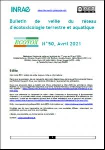 Bulletin 50 : Veille du 01/03/2021 au 30/04/2021