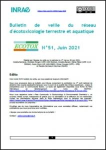 Bulletin 51 : Veille du 01/05/2021 au 30/06/2021