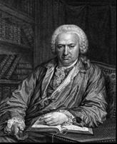 Portrait de Charles Bonnet par Ivel (1777)